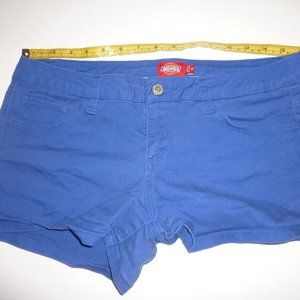 2FOR15-Dickies Low Rise Shorts - Blue Size 13